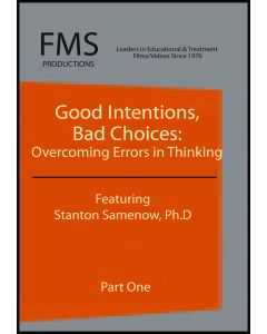 Good Intentions, Bad Choices: Part I
