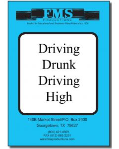 Driving Drunk, Driving High