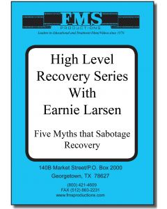 High Level Recovery. Five Myths that Sabotage Recovery