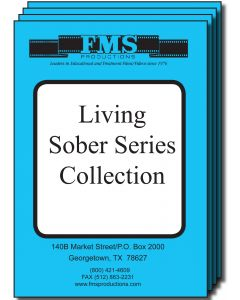 Living Sober Series Volumes I,II, and III