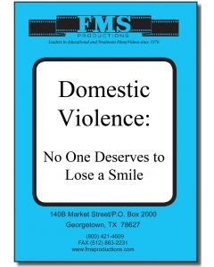 Domestic Violence: No One Deserves To Lose a Smile