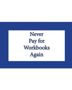 Never Pay For Workbooks Again