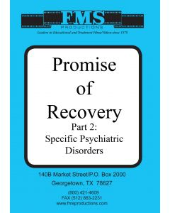 Promise of Recovery Part II, Disc 1
