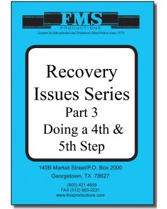 Recovery Issues Series Part 3