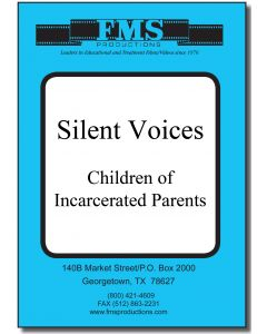 Silent Voices of Children with Incarcerated Parents - 4640DVD