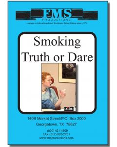 Smoking Truth or Dare - Risks of Teens Using Tobacco - 4370DVD
