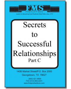 Secrets to Successful Relationships Part C