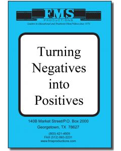 Turning Negatives into Positives