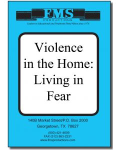 Violence in the Home: Living in Fear