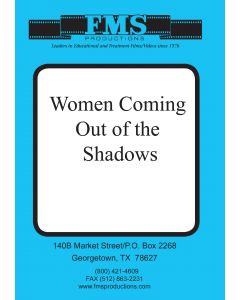 Women Coming Out of the Shadows