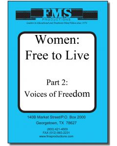 Women Free to Live: Voices of Freedom